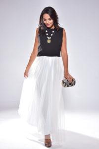Eleanor Net Skirt Suit