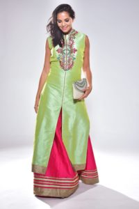 Neha Silk Kurti Suit