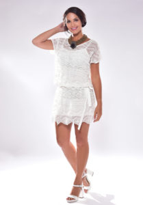 Alison Beaded Dress