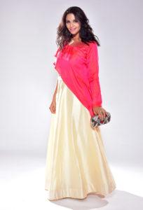 Omana Skirt & Top