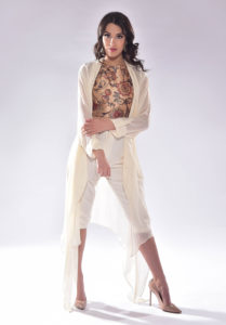 Crop Top Trouser Suit