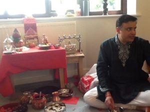Ganesh Sthapna