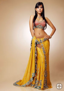 Indian Wear for Hour Glass s